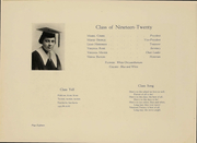 Page 17, 1921 Edition, Wilson College - Conococheague Yearbook (Chambersburg, PA) online yearbook collection