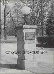 Page 9, 1977 Edition, Wilson College - Conococheague Yearbook (Chambersburg, PA) online yearbook collection