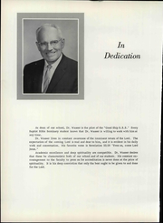 Page 10, 1963 Edition, Baptist Bible College - Tower Yearbook (Clarks Summit, PA) online yearbook collection