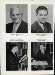 Page 16, 1963 Edition, Baptist Bible College - Tower Yearbook (Clarks Summit, PA) online yearbook collection