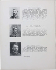 Page 16, 1903 Edition, Ursinus College - Ruby Yearbook (Collegeville, PA) online yearbook collection
