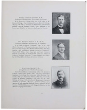 Page 17, 1903 Edition, Ursinus College - Ruby Yearbook (Collegeville, PA) online yearbook collection