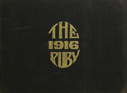 Ursinus College - Ruby Yearbook (Collegeville, PA) online yearbook collection, 1916 Edition, Page 1
