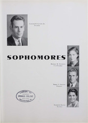 Page 101, 1934 Edition, Ursinus College - Ruby Yearbook (Collegeville, PA) online yearbook collection