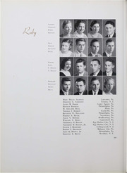 Page 102, 1934 Edition, Ursinus College - Ruby Yearbook (Collegeville, PA) online yearbook collection