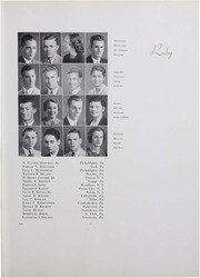 Page 105, 1934 Edition, Ursinus College - Ruby Yearbook (Collegeville, PA) online yearbook collection