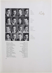 Page 107, 1934 Edition, Ursinus College - Ruby Yearbook (Collegeville, PA) online yearbook collection