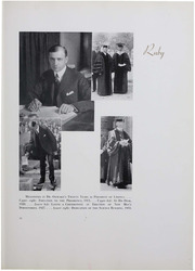 Page 11, 1934 Edition, Ursinus College - Ruby Yearbook (Collegeville, PA) online yearbook collection