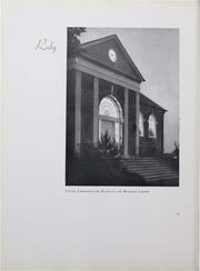 Page 18, 1934 Edition, Ursinus College - Ruby Yearbook (Collegeville, PA) online yearbook collection