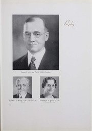 Page 23, 1934 Edition, Ursinus College - Ruby Yearbook (Collegeville, PA) online yearbook collection