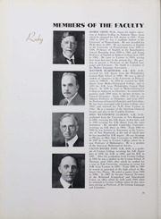 Page 24, 1934 Edition, Ursinus College - Ruby Yearbook (Collegeville, PA) online yearbook collection
