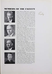 Page 25, 1934 Edition, Ursinus College - Ruby Yearbook (Collegeville, PA) online yearbook collection