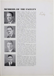 Page 29, 1934 Edition, Ursinus College - Ruby Yearbook (Collegeville, PA) online yearbook collection