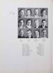 Page 92, 1934 Edition, Ursinus College - Ruby Yearbook (Collegeville, PA) online yearbook collection