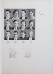 Page 93, 1934 Edition, Ursinus College - Ruby Yearbook (Collegeville, PA) online yearbook collection