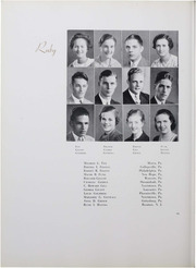 Page 94, 1934 Edition, Ursinus College - Ruby Yearbook (Collegeville, PA) online yearbook collection