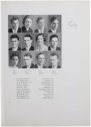 Page 95, 1934 Edition, Ursinus College - Ruby Yearbook (Collegeville, PA) online yearbook collection