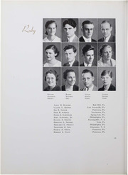 Page 98, 1934 Edition, Ursinus College - Ruby Yearbook (Collegeville, PA) online yearbook collection