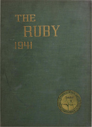 Page 1, 1941 Edition, Ursinus College - Ruby Yearbook (Collegeville, PA) online yearbook collection