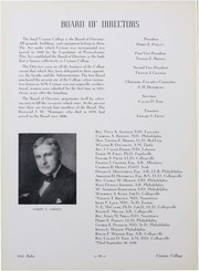Page 12, 1941 Edition, Ursinus College - Ruby Yearbook (Collegeville, PA) online yearbook collection