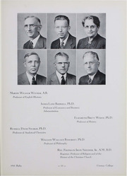 Page 17, 1941 Edition, Ursinus College - Ruby Yearbook (Collegeville, PA) online yearbook collection