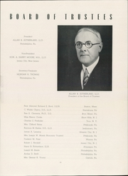 Page 17, 1941 Edition, Beaver College - Beechbark Yearbook (Glenside, PA) online yearbook collection