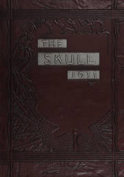 Temple University School of Medicine - Skull Yearbook (Philadelphia, PA) online yearbook collection, 1933 Edition, Page 1