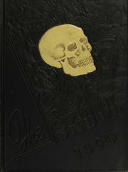 Page 1, 1940 Edition, Temple University School of Medicine - Skull Yearbook (Philadelphia, PA) online yearbook collection