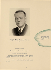 Page 16, 1940 Edition, Temple University School of Medicine - Skull Yearbook (Philadelphia, PA) online yearbook collection