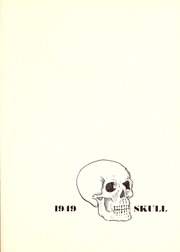 Page 5, 1949 Edition, Temple University School of Medicine - Skull Yearbook (Philadelphia, PA) online yearbook collection
