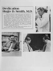 Page 9, 1981 Edition, Temple University School of Medicine - Skull Yearbook (Philadelphia, PA) online yearbook collection