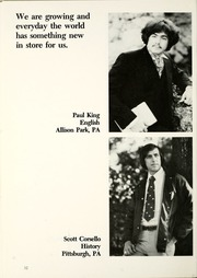 Page 36, 1977 Edition, La Roche College - Rock Yearbook (Pittsburgh, PA) online yearbook collection