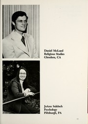 Page 37, 1977 Edition, La Roche College - Rock Yearbook (Pittsburgh, PA) online yearbook collection