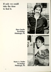 Page 38, 1977 Edition, La Roche College - Rock Yearbook (Pittsburgh, PA) online yearbook collection