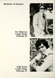 Page 40, 1977 Edition, La Roche College - Rock Yearbook (Pittsburgh, PA) online yearbook collection