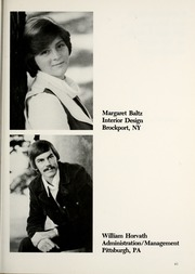Page 45, 1977 Edition, La Roche College - Rock Yearbook (Pittsburgh, PA) online yearbook collection