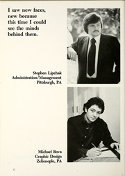 Page 46, 1977 Edition, La Roche College - Rock Yearbook (Pittsburgh, PA) online yearbook collection
