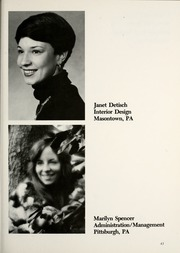 Page 47, 1977 Edition, La Roche College - Rock Yearbook (Pittsburgh, PA) online yearbook collection