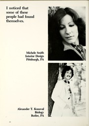 Page 48, 1977 Edition, La Roche College - Rock Yearbook (Pittsburgh, PA) online yearbook collection