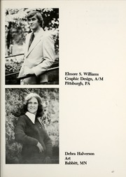 Page 51, 1977 Edition, La Roche College - Rock Yearbook (Pittsburgh, PA) online yearbook collection