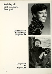 Page 52, 1977 Edition, La Roche College - Rock Yearbook (Pittsburgh, PA) online yearbook collection