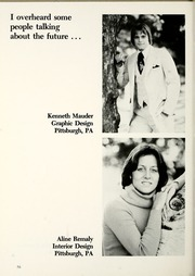 Page 60, 1977 Edition, La Roche College - Rock Yearbook (Pittsburgh, PA) online yearbook collection