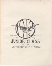 Page 5, 1913 Edition, University of Pittsburgh - Owl Yearbook (Pittsburgh, PA) online yearbook collection