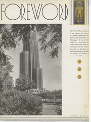 Page 10, 1933 Edition, University of Pittsburgh - Owl Yearbook (Pittsburgh, PA) online yearbook collection