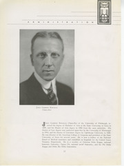 Page 16, 1933 Edition, University of Pittsburgh - Owl Yearbook (Pittsburgh, PA) online yearbook collection