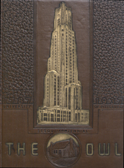 Page 1, 1937 Edition, University of Pittsburgh - Owl Yearbook (Pittsburgh, PA) online yearbook collection