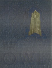 1945 Edition, University of Pittsburgh - Owl Yearbook (Pittsburgh, PA)