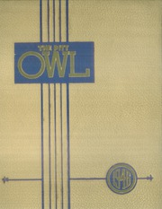 1946 Edition, University of Pittsburgh - Owl Yearbook (Pittsburgh, PA)