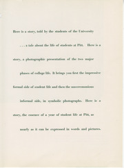 Page 11, 1949 Edition, University of Pittsburgh - Owl Yearbook (Pittsburgh, PA) online yearbook collection