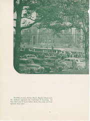 Page 12, 1949 Edition, University of Pittsburgh - Owl Yearbook (Pittsburgh, PA) online yearbook collection